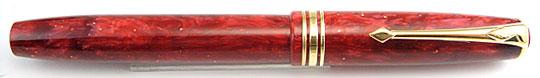Conway Stewart 58 Red Stardust