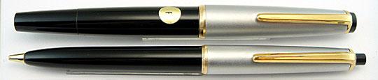 Montblanc 32s&36 Pix Pencil Crohme Cap Set