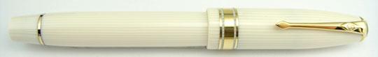 Conway Stewart 100 White Casein