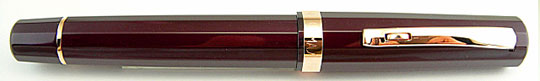 Omas Arte Italiana Mother of Pearl Maroon The Paragon -NEW-