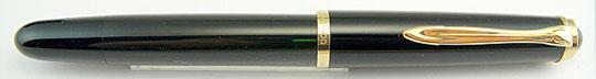 Pelikan 400NN Merz&Krell Black Stripe
