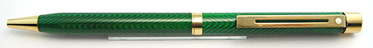Sheaffer Targa 1067 Laque Emerald Ball Point
