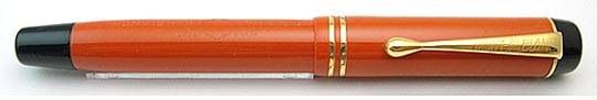 Montblanc 4 Danish Coral Red