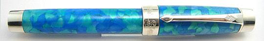 Conway Stewart Finesse Cerulean Blue