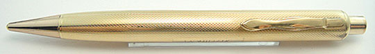 Montblanc No.730/Design1 Pix Pencil Rolled Gold