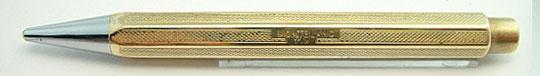 Montblanc No.720/Design-1 Pix Pencil Rolled Gold