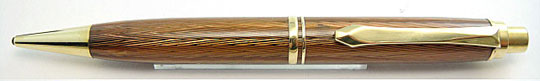 Soennecken 11 Pencil Rose Wood Herringbone