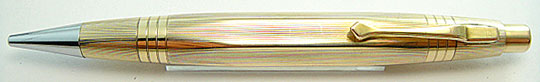 Montblanc No.750/Design 2 Pix Pencil Rolled Gold