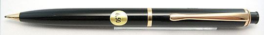 Montblanc 395 Pix Pencil Black