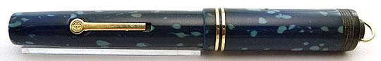 Conway Stewart Dinkie Major 645 Lapis Blue