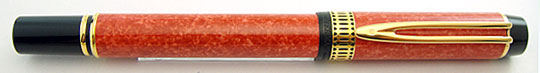 Waterman Le Man 100 Patrician Coral Red MBL