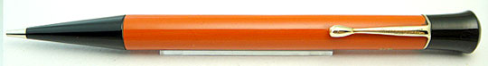 Montblanc No.53 Propering Pencil Coral Red