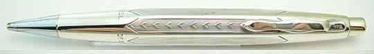 Montblanc No.750 Design-5 Pix Pencil 900 Silver
