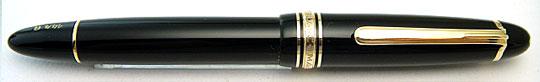 Montblanc 144 Masterpiece Black 50s