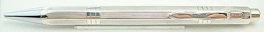 Montblanc No.710 Design-2 Pix Pencil 900 Silver