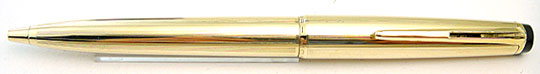 Montblanc No.88 Ball Point Rolled Gold