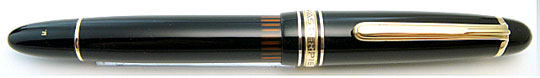 Montblanc 144G Masterpiece Black 50s