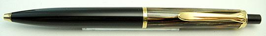 Pelikan K400 Brown Stripe/Brown Ball-point