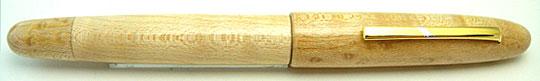 Omas Ogiva Precious Wood Collection Maple Wood