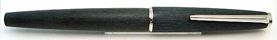Montblanc 220SP Silky Black Silver Trim