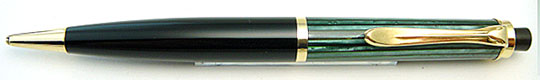 Pencil 450 Pencil Green Stripe/Black