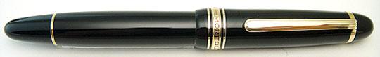 Montblanc 146 Meisterstück 50s Black 18c-EF