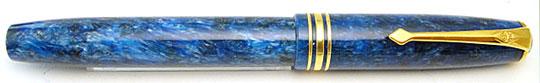 Conway Stewart 58 Ocean Blue