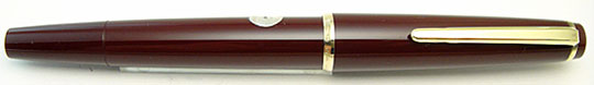 Montblanc No.34 Burgundy Red