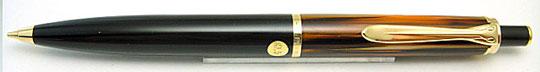 Pelikan D400 Tortoise/Brown Pencil