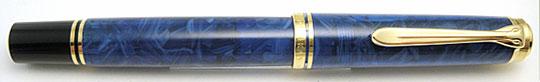 Pelikan M800 Blue O' Blue