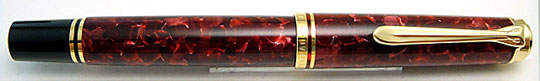 Pelikan M600 Ruby Red