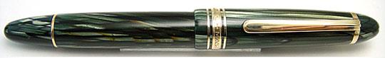 Montblanc 146 Masterpiece Green Striated