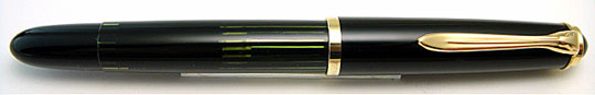 Pelikan 400NN Black/Black Stripe