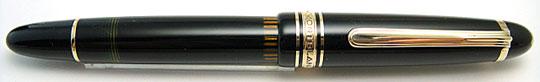 Montblanc 142G Masterpiece Black 50s