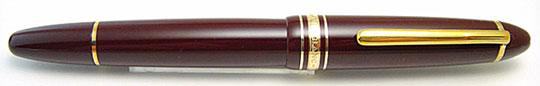 Montblanc 146 Meisterstück Burgundy Red
