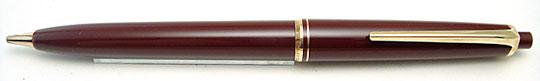 Montblanc 25 Pix Pencil Burgundy Red