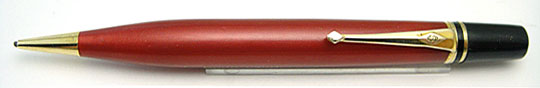 Conway Stewart Duro-Point No.2R Pearl Red