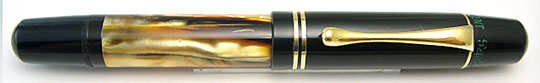 Pelikan 100N Black/Tortoise made in Milano