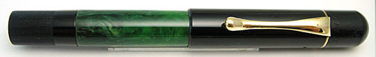 "Pelikan Fountain Pen ""100 First Model"" Jade Green"