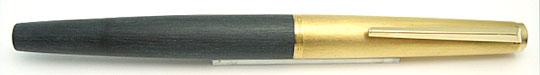 Montblanc 224 Silky Gold/Black