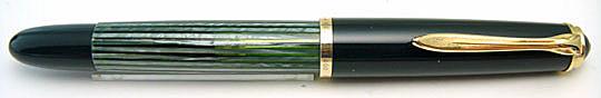 Pelikan 400NN Green/Green Stripe