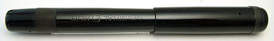 Klio Original Safety Black Hard Rubber
