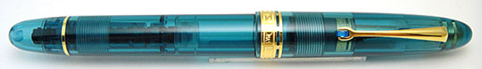 Omas Ogiva Turquoise Japan Limited Edition -NEW-