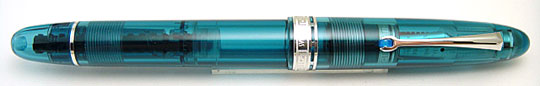 Omas Ogiva Turquoise Japan Limited Edition High-Tech -NEW-