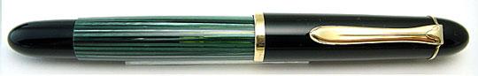 Pelikan 140 Black/Green