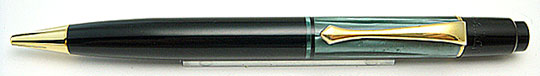 Pleikan 200 Pencil Green MBL/Black Danzig