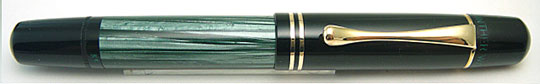 Pelikan 100N Black/Green MBL