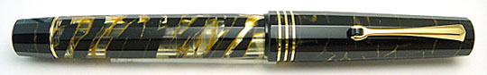 Omas Extra Lucens Limited Edition Extra Flex Nib
