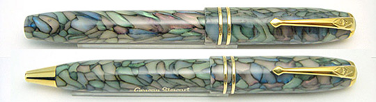 Conway Stewart Dinkie Blue Tiffany Set