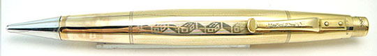 Montblanc No.750 Sarastro-Design Pix Pencil Rolled Gold